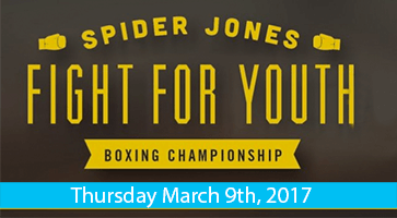 Fight For Youth – Thursday March 9, 2017